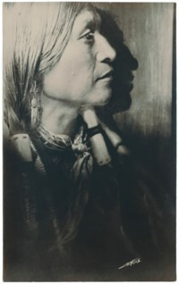 EDWARD SHERIFF CURTIS (1858–19