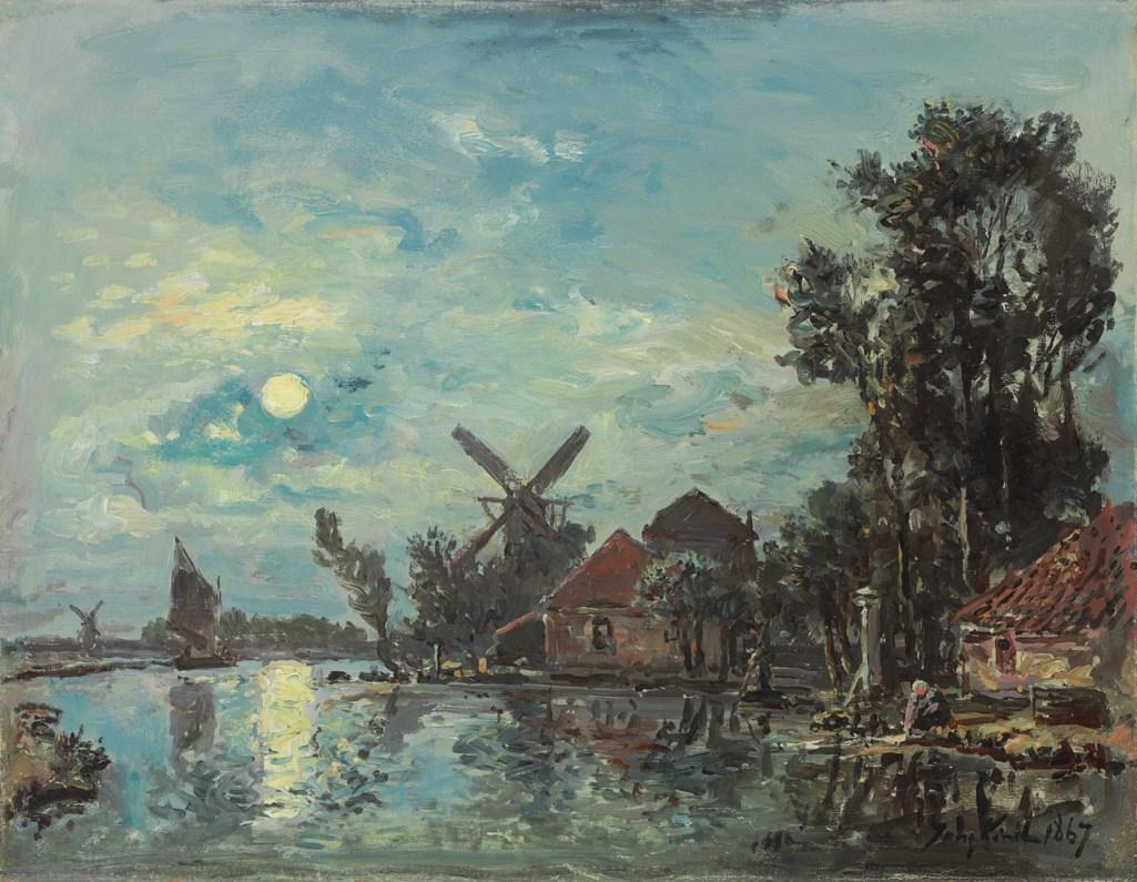 Johan Barthold Jongkind (Dutch, 1819–1891)