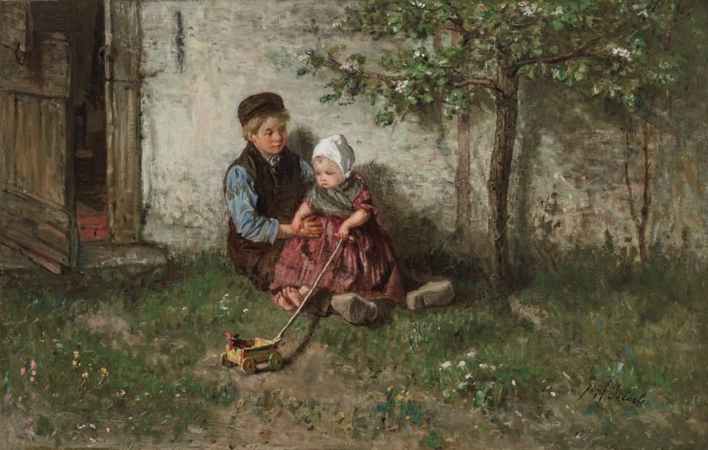 Jozef Israëls (Dutch, 1824-1911)