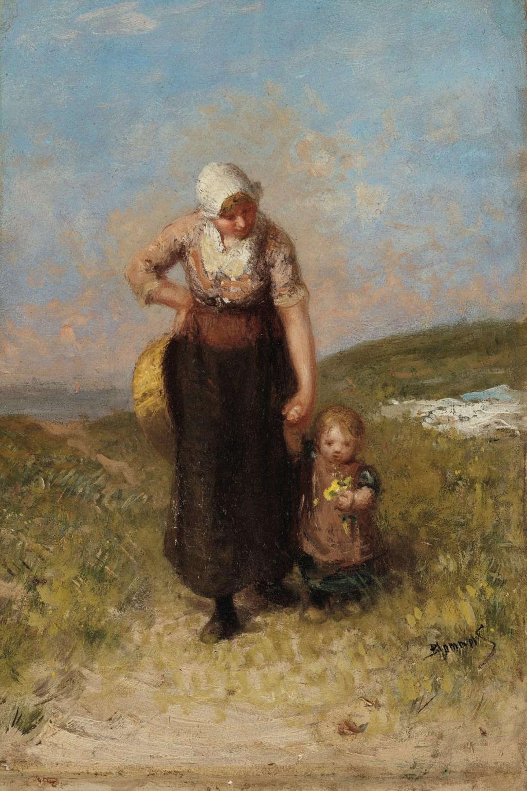 Bernardus Johannes Blommers (Dutch, 1845-1914)