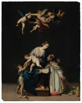 ALESSANDRO TURCHI, L'ORBETTO (VERONA 1578-1649 ROME)