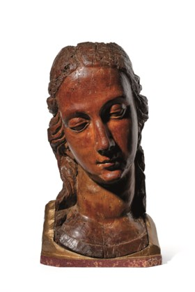 POSSIBLY SPANISH OR SPANISH COLONIAL, 16TH OR 17TH CENTURY