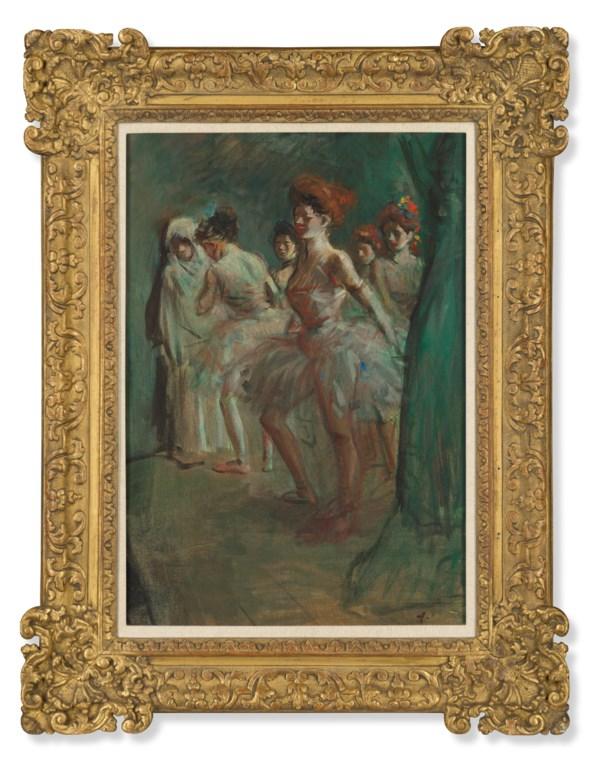 Jean-Louis Forain (1852-1931)