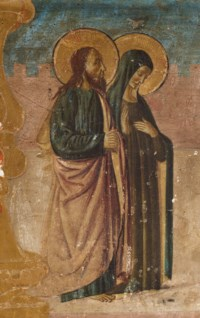 Saints Anne and Joachim