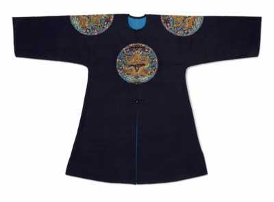 A RARE KESI 'DRAGON' SURCOAT,