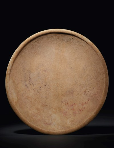 A CYCLADIC MARBLE BOWL