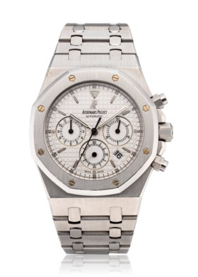 AUDEMARS PIGUET, ROYAL OAK, CHRONOGRAPH, REF. 25860ST, NO. 5