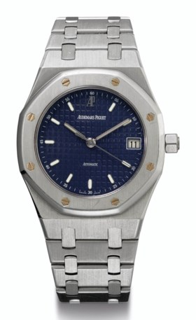 AUDEMARS PIGUET, STEEL, ROYAL OAK, REF 14790ST