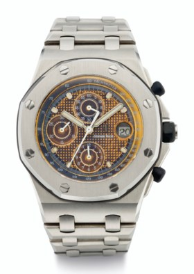 AUDEMARS PIGUET, STAINLESS STEEL, ROYAL OAK OFFSHORE