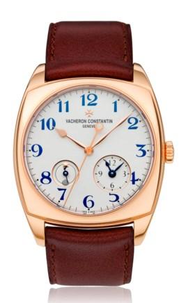 VACHERON CONSTANTIN, HARMONY DUAL TIME, 18K PINK GOLD, 260th