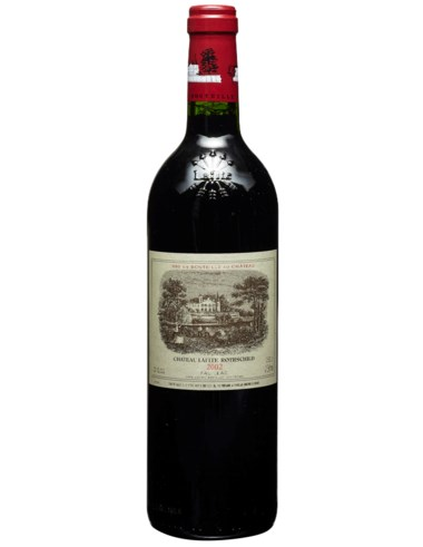 Château Lafite-Rothschild 2002, Pauillac, 1er cru classé. 12 bottles per lot. In original wooden case. Estimate $6,000-9,000. Offered in  Wine Online, 24 March to 7 April 2020, Online