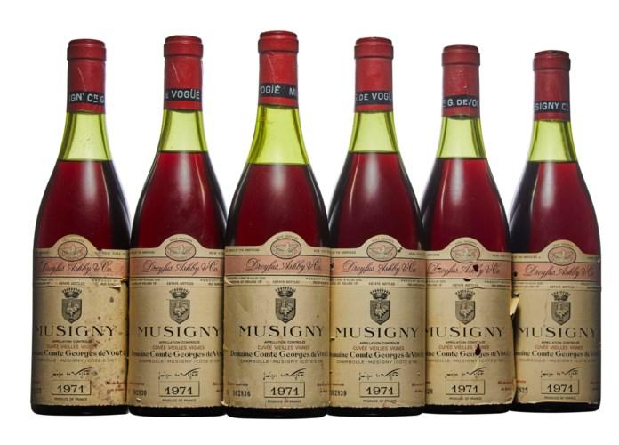 de Vogüé, Cuvée Vieilles Vigne