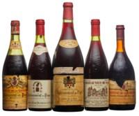 Mixed Châteauneuf du Pape