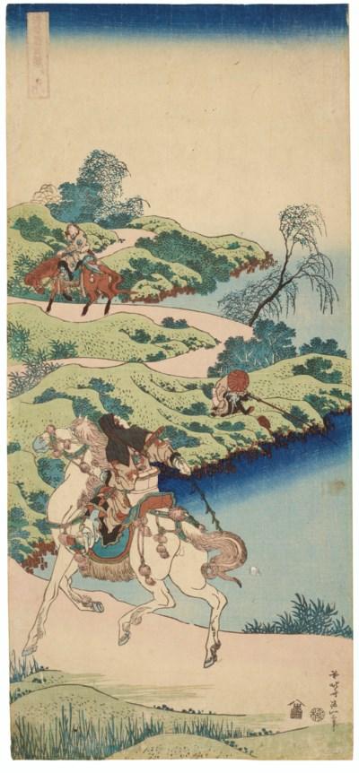 KATSUSHIKA HOKUSAI (1760-1849)