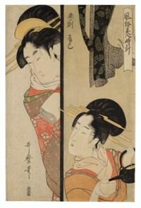 Ushi no koku, Tatsumi (Hour of the ox: Fukagawa pleasure quarter)