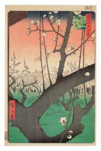Kameido ume yashiki (Plum estate, Kameido)
