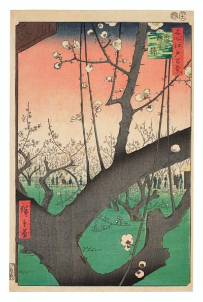 UTAGAWA HIROSHIGE (1797-1868)
