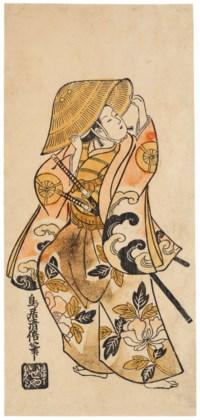 The Actor Iwai Hanshiro