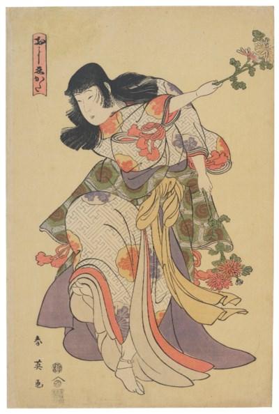KATSUKAWA SHUN'EI (1762-1819)