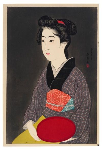 HASHIGUCHI GOYO (1880–1921)