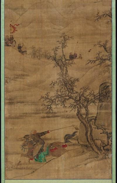 CIRCLE OF KIM HONGDO (1745-180