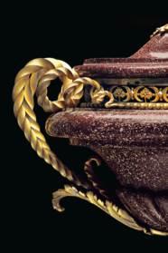 A LOUIS XVI ORMOLU-MOUNTED POR