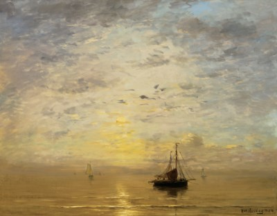 Henrik Willem Mesdag (Dutch, 1