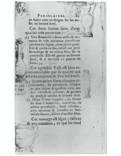 A PAIR OF LOUIS XV ORMOLU-MOUN