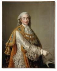 A ROYAL LATE LOUIS XV ORMOLU-M