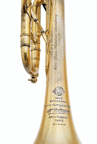 A SELMER MODEL 19 BALANCED ACT