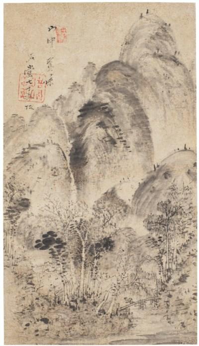URAGAMI GYOKUDO (1745-1820)