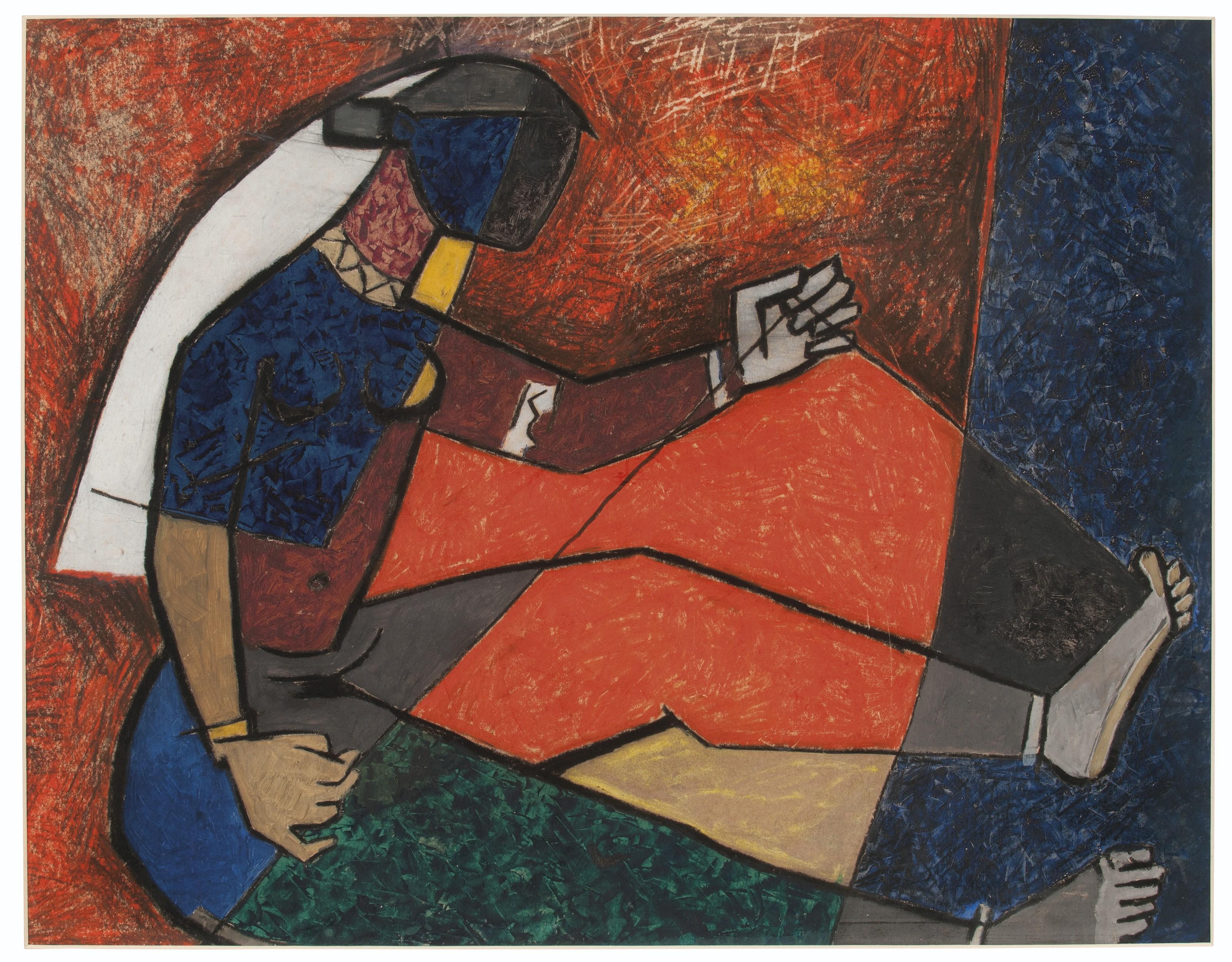 MAQBOOL FIDA HUSAIN (1913-2011)