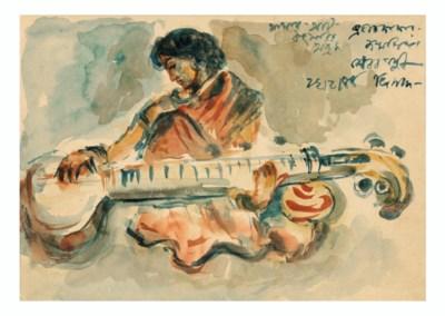 BENODE BEHARI MUKHERJEE (1904-