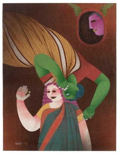 DHARMANARAYAN DASGUPTA (1939-1
