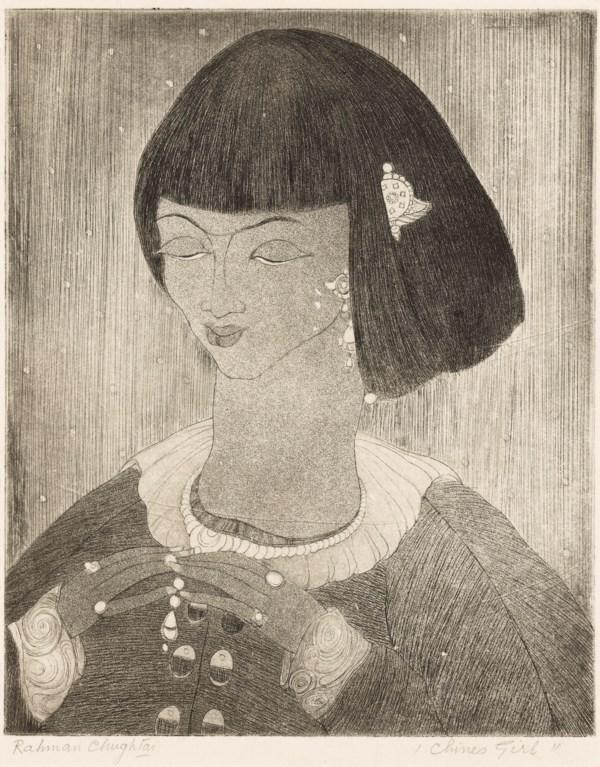 ABDUR RAHMAN CHUGHTAI (1894-1975)