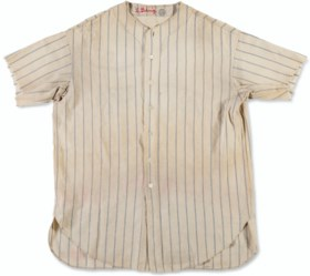 Important 1931 Lou Gehrig New York Yankees Professional Mode
