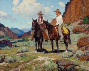 Frank Tenney Johnson (1874-193