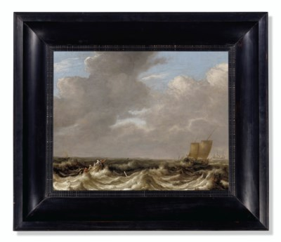 PIETER MULIER I (HAARLEM 1590/