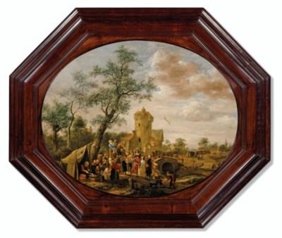 JAN STEEN (LEIDEN 1625/6-1679)