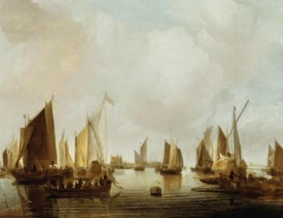 Jan van de Cappelle (Amsterdam