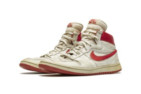 Air Ship, MJ Player Exclusive, Game-Worn Sneaker