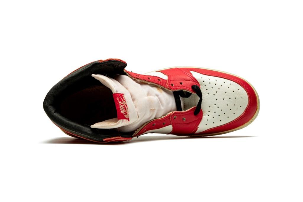 Air Jordan 1 TYPS, Player Exclusive Signed Sneaker