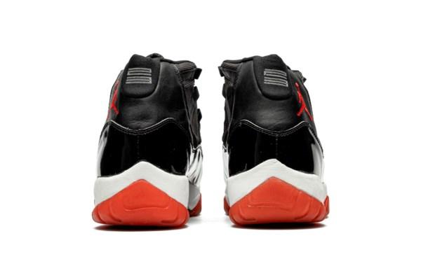 """Air Jordan 11 """"Bred,"""" Player Exclusive Sneaker"""