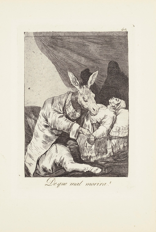 FRANCISCO DE GOYA Y LUCIENTES (1746-1828)