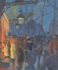L'Avenue de Clichy
