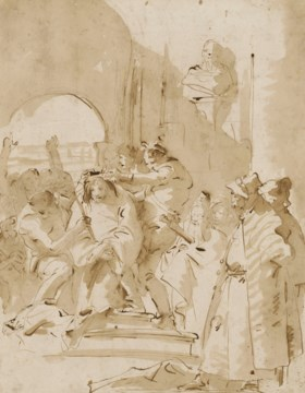 GIOVANNI BATTISTA TIEPOLO (VENISE 1696-1770 MADRID)