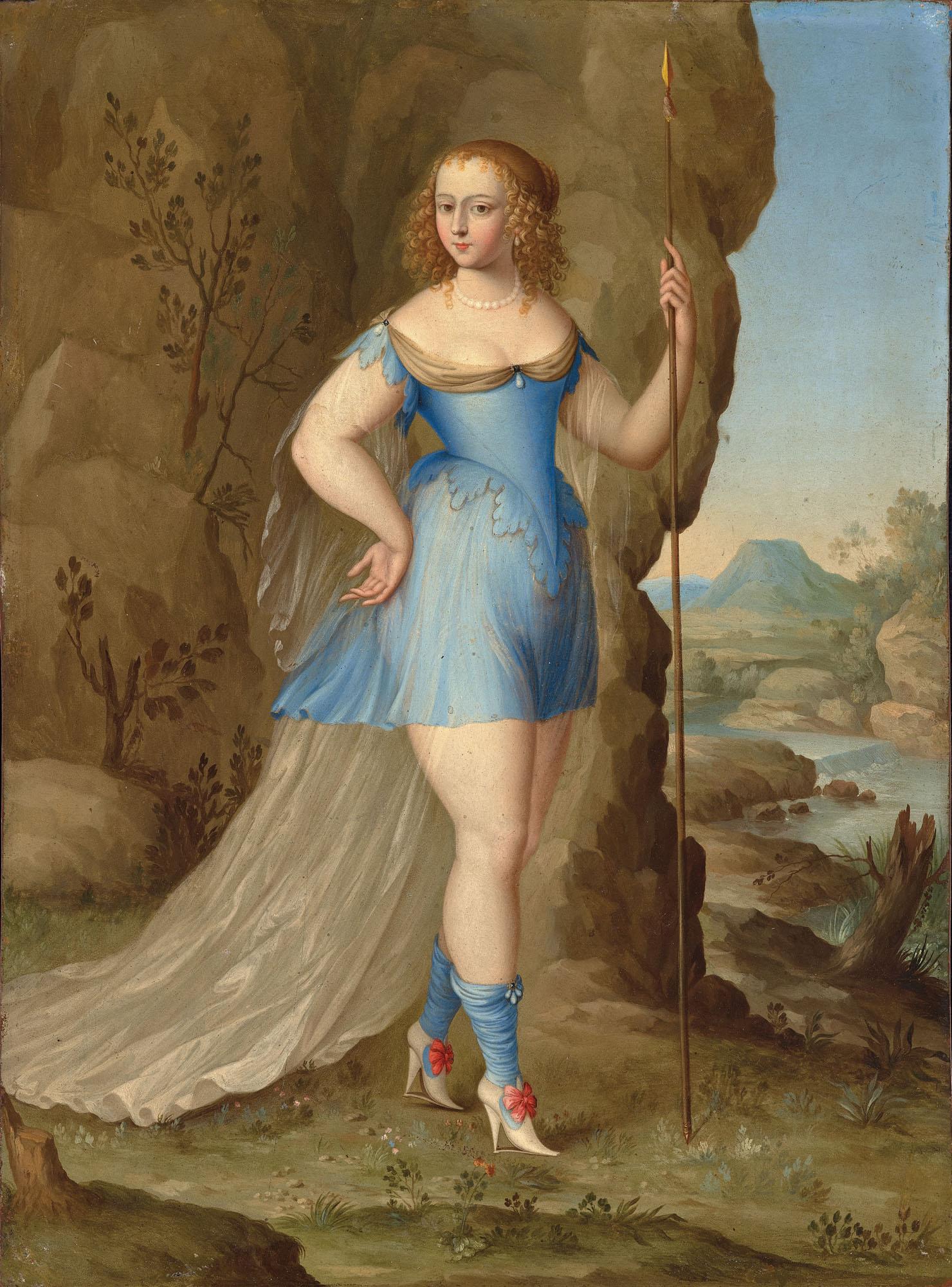 JOSEPH WERNER (BERNE 1637-1710)