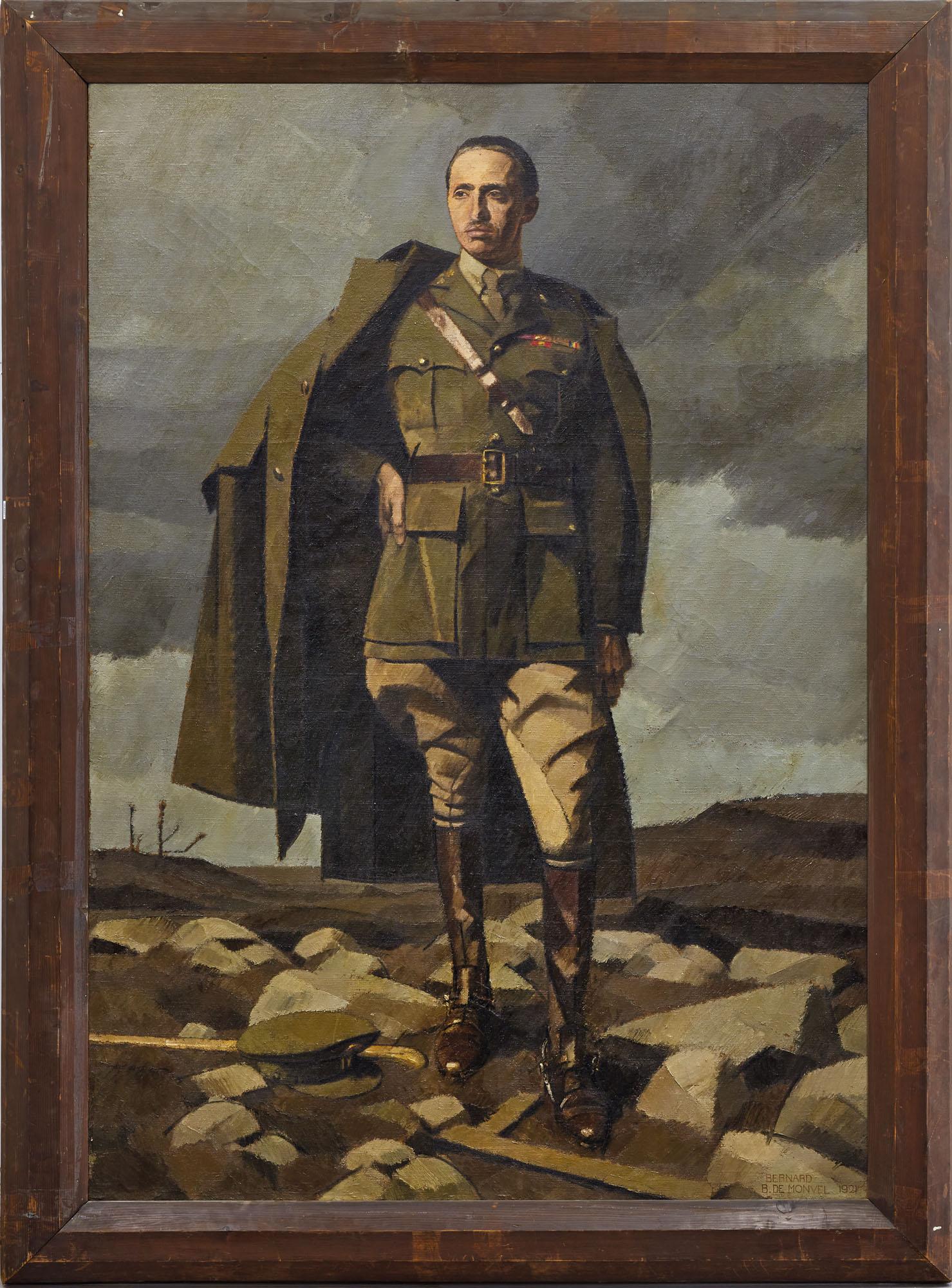 BERNARD BOUTET DE MONVEL (1881-1949)