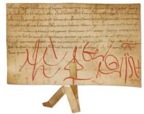 BAUDOUIN II DE COURTENAY, EMPEREUR DE CONSTANTINOPLE (1217-1