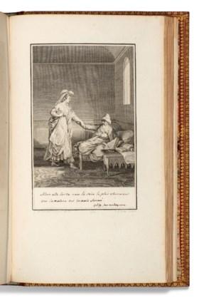 [VOLTAIRE] MOREAU LE JEUNE, Jean-Michel Moreau, dit (1741-18